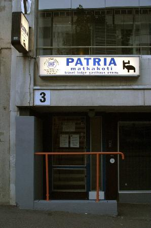 Matkakoti Patria Hotel
