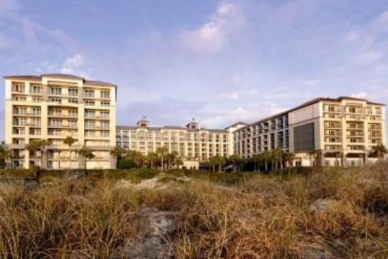 The Ritz-Carlton - Amelia Island: Beach View of The Ritz-Carlton, Amelia Island