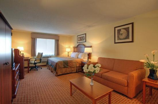 Best Western York Inn: Deluxe King