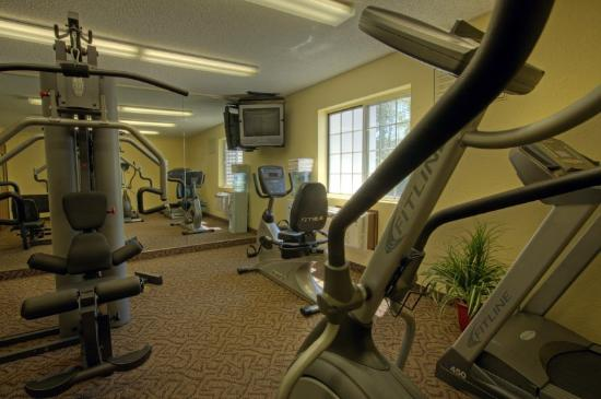 Best Western York Inn: Fitness Room