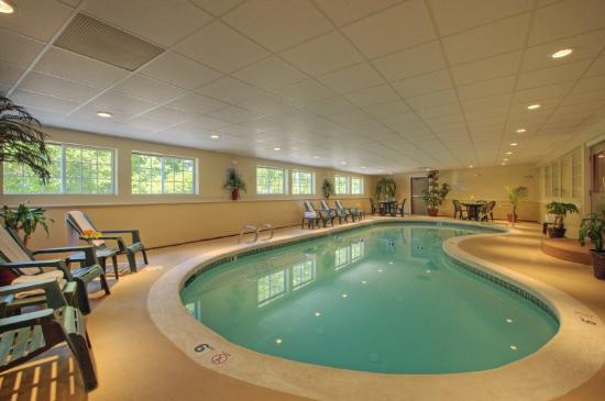 Best Western York Inn: Pool