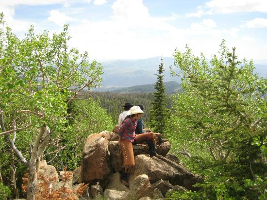 Black Mountain Ranch: Pack Camp Ride