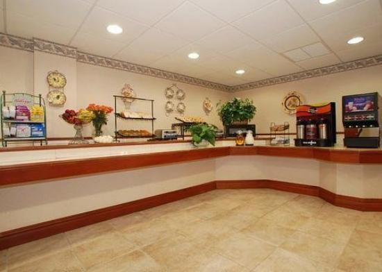 Comfort Inn & Suites: Restaurant
