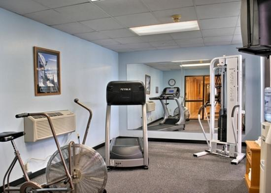 Ebensburg, Pensylwania: Fitness Center