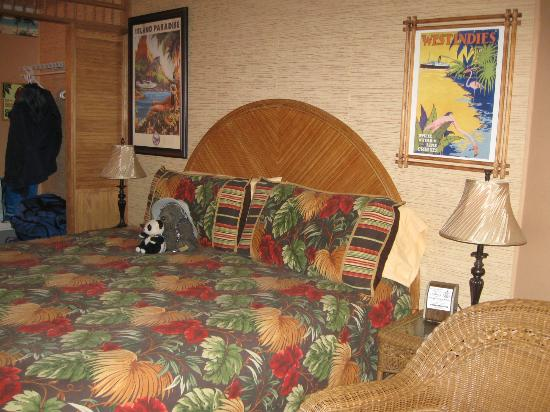 Flamingo Motel: Nice decor