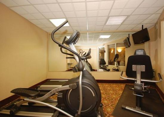 Comfort Inn &amp; Suites: exercise room