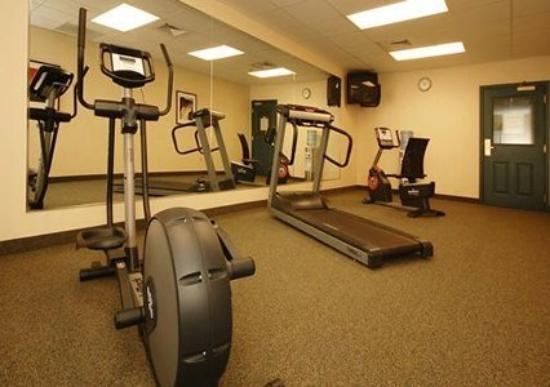 Comfort Inn & Suites: Exercise area