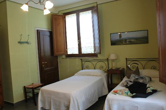 Bed&amp;Breakfast Camere Andrei: twin room