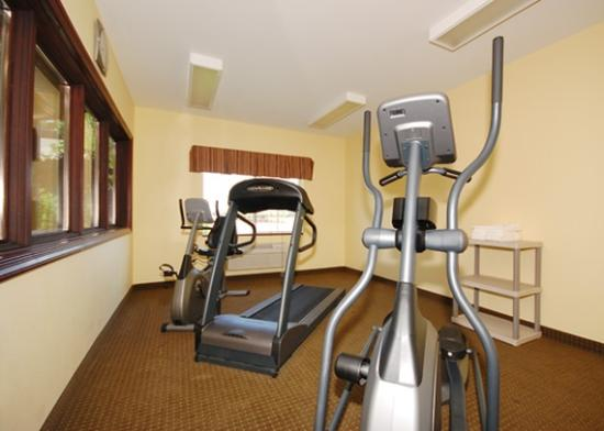 Comfort Suites Elgin: Health Club