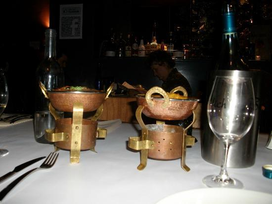 way to serve the meal. - Picture of Pickled Evenings Indian Restaurant ...