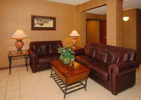Comfort Suites I-35 North: Lobby