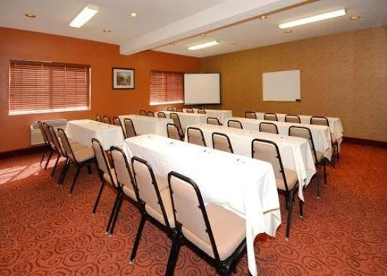 Comfort Suites I-35 North: Meeting Room