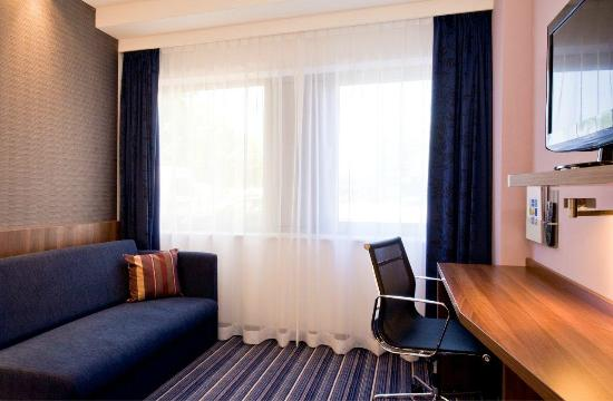 Holiday Inn Express Amsterdam - South: Some rooms offer a sofa bed (limited availability)