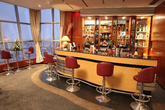 Idou Anfa Hotel: Bar Panoramique
