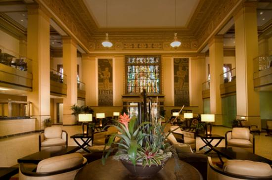 Drury Plaza Hotel Riverwalk: Lobby