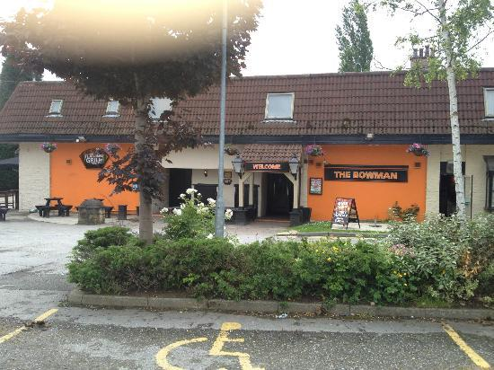 Premier Inn Nottingham North West - Hucknall: Bar n Grill pub and restaurant