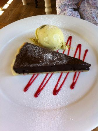 The Swan Inn: Chocolatepud