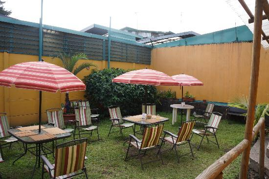 Kaps Place: A great place to drink Costa Rica coffee and start the day