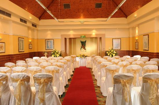 Ardboyne Hotel: Tara Suite - Civil Wedding Ceremony