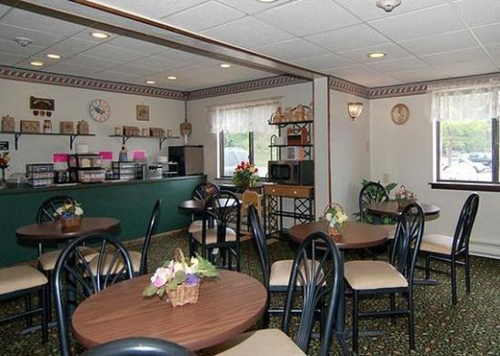 Econo Lodge Madison: Restaurant