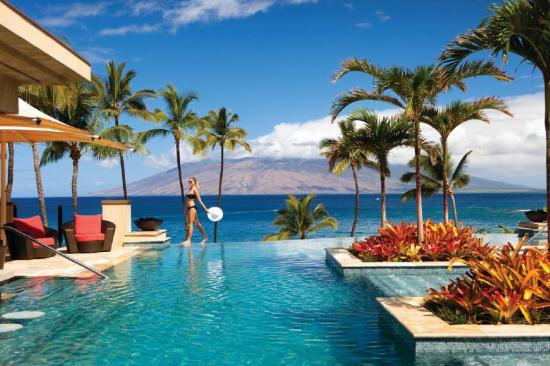 Four Seasons Resort Maui at Wailea: Serenity Pool