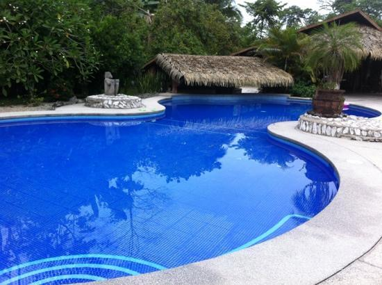 Suizo Loco Lodge Hotel & Resort: piscina