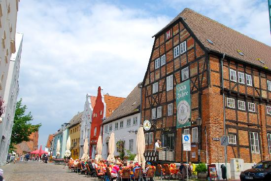 Brauhaus am lohberg in wismar bild von friends of dave for Warnemunde hotel pension