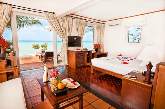 Victoria Phan Thiet Beach Resort & Spa: Beachfront Bungalow