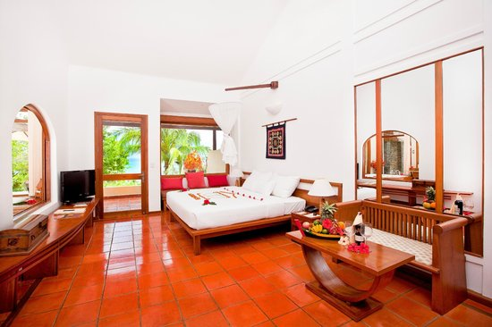 Victoria Phan Thiet Beach Resort &amp; Spa: Deluxe Sea View Bungalow