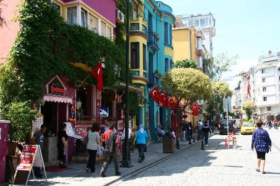 Sultanahmet District:    