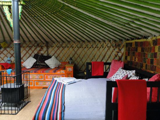 Hidden Valley Yurts