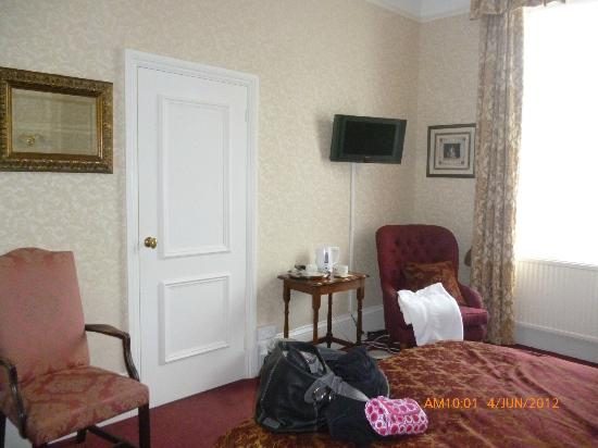 The Marstan: Our Room