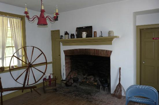 Schofield House: Tavern keepers room
