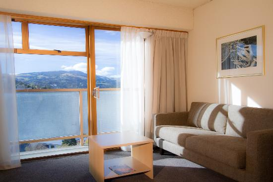 Kingsgate Hotel Dunedin : Room with a view 