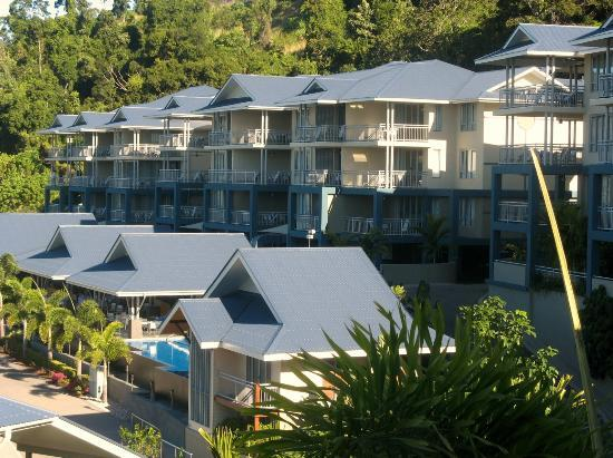 Peppers Airlie Beach: peppers resort