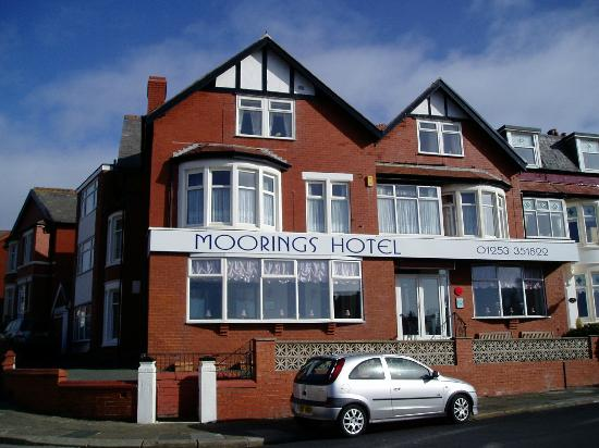 ‪The Moorings Hotel‬