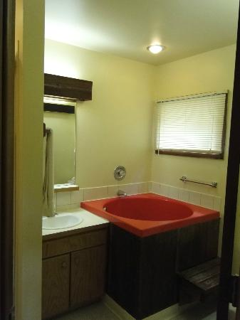 Shawnee River Village 2: Main bathroom of River Village, Unit R-87