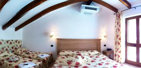 Camera quadrupla - Divina Costiera B&B -