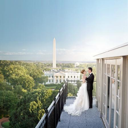 The Hay-Adams: Top of The Hay Wedding