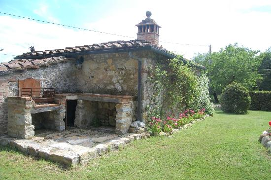 Casale S.Ansanino: Barbecue