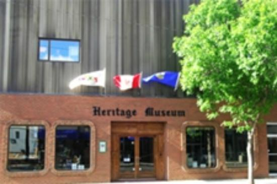 Wetaskiwin and District Heritage Museum