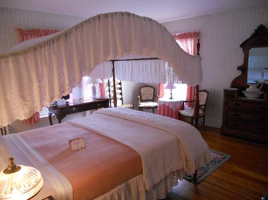 Amelia Payson House: Our Room