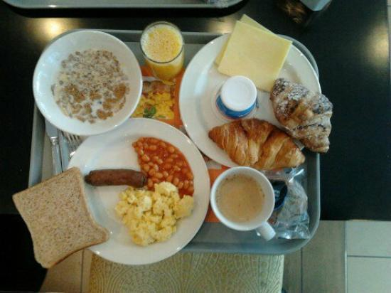 Holiday Inn Express London Stratford: super breakfast