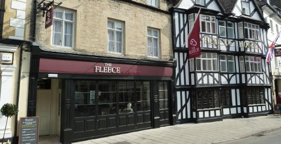 ‪The Fleece at Cirencester‬