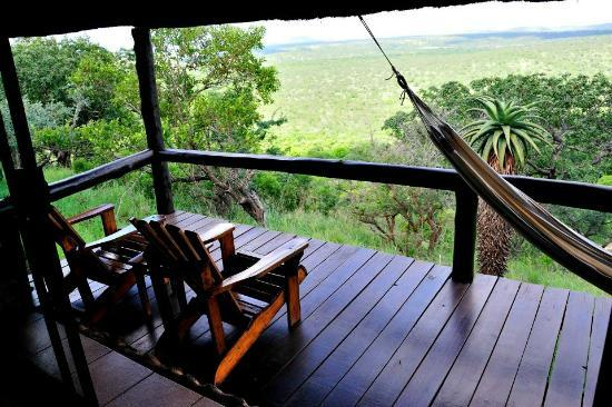 Leopard Mountain Game Lodge: Chalet