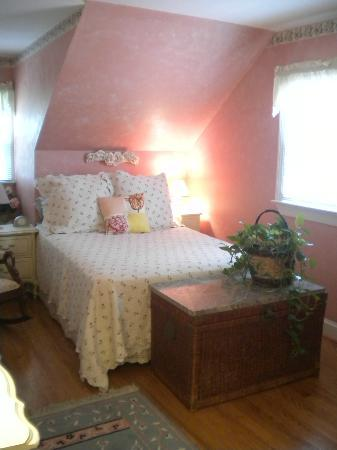 Gatsby's House Bed & Breakfast: Double Room