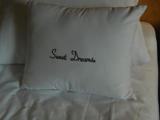 DoubleTree by Hilton Hotel Sheffield Park: Sweet dreams :-)