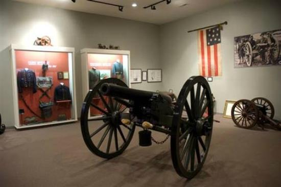 Comfort Inn: Civil war museum