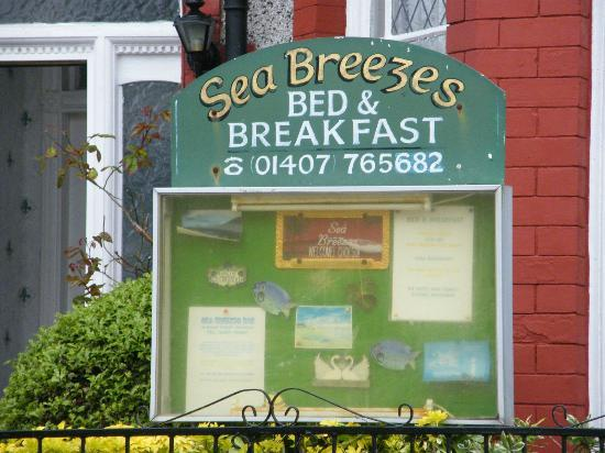 Sea Breezes Bed & Breakfast