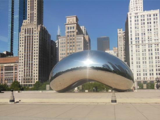 Photos of Cloud Gate, Chicago